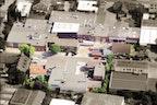 Luftbild vom Unternehmen