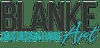 Logo von Blanke Art Das Design haus UG (haftungsbeschränkt) i.G.