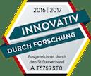 Forschung und Entwicklung, Logo