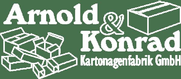 Logo von Arnold-Konrad Kartonagenfabrik GmbH