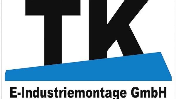 Logo von TK E-Industriemontage GmbH