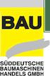 Logo von BAU Süddeutsche Baumaschinen Handels GmbH