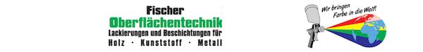 Logo von Fischer Oberflächentechnik