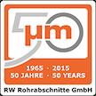 Logo von RW Rohrabschnitte GmbH