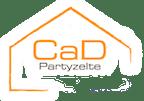 Logo von CaD Partyzelte