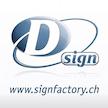 Logo von D'SIGN signfactory Limacher