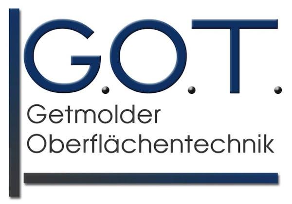 Logo von G.O.T Getmolder Oberflächentechnik