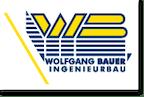 Logo von Wolfgang Bauer Ingenieurbau GmbH