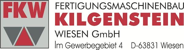 Logo von FKW Fertigungsmaschinenbau KILGENSTEIN Wiesen GmbH