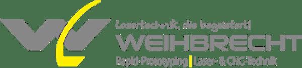 Logo von WEIHBRECHT Lasertechnik GmbH