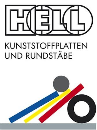 Logo von Hell Kunststoffhandel GmbH Kunststoffplatten und Rundstäbe