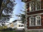 Büro mit Löwenhaus Kolbus