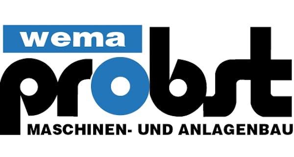 Logo von WEMA PROBST Wolfgang Hofmann GmbH