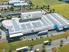 Firmensitz Florstadt - Luftaufnahme