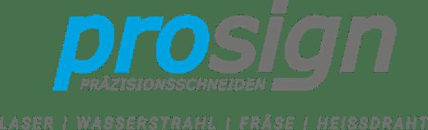 Logo von PROSIGN GmbH & Co KG