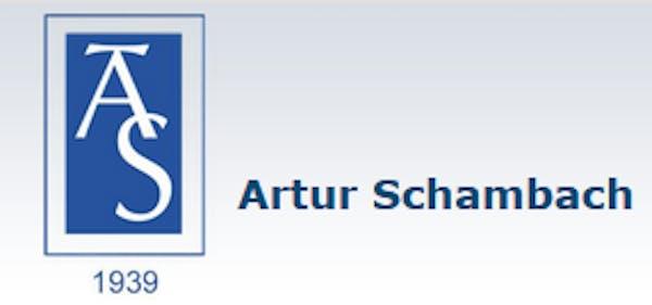 Logo von Artur Schambach GmbH