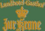 """Logo von Landhotel - Gasthof """"Zur Krone"""""""