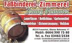 Logo von Fassbinderei - Zimmerei Franz Pommer