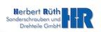 Logo von Herbert Rüth Sonderschrauben und Drehteile GmbH