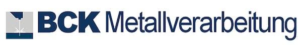 Logo von BCK Metallverarbeitung GmbH