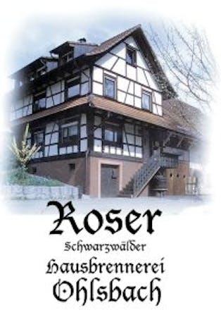 Logo von Schwarzwälder Hausbrennerei Roser