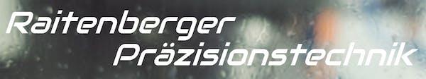 Logo von Raitenberger Präzisionstechnik Inh. Tobias Merten