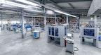 Maschinenpark CNC-Biegeautomaten