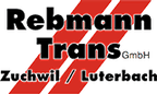 Logo von Rebmann Trans GmbH