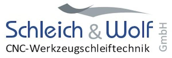 Logo von Schleich & Wolf GmbH CNC-Werkzeugschleiftechnik