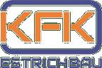 Logo von KFK - Estrichbau GmbH