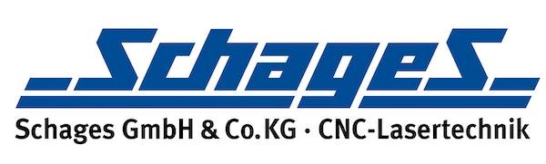 Logo von Schages Lasertechnik GmbH & Co KG