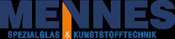 Logo von Mennes GmbH Spezialglas- und Kunststofftechnik