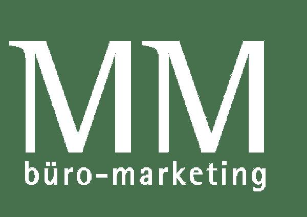 Logo von MM büro-marketing