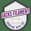 Logo von Jacks Filament - 3D Druck Service Inh. Jörg Sandmann