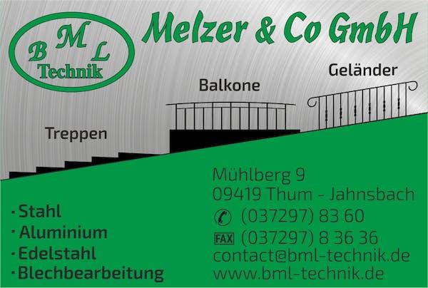 Logo von Melzer & Co. GmbH