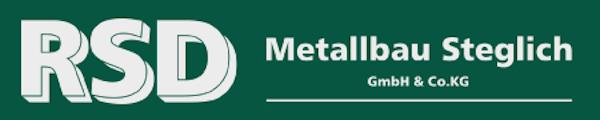 Logo von RSD Metallbau Steglich GmbH & Co. KG
