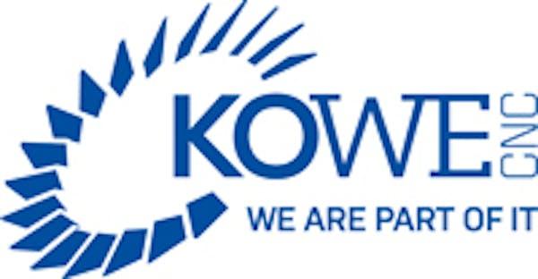 Logo von KOWE CNC GmbH