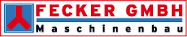 Logo von Maschinenbau Fecker GmbH