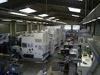 CNC Werkhalle