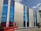 Sonnenschutzfolie für Fenster Montage