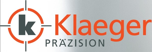 Logo von Klaeger Präzision GmbH & Co. KG