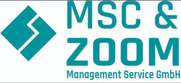 Logo von MSC & Zoom Management Service GmbH