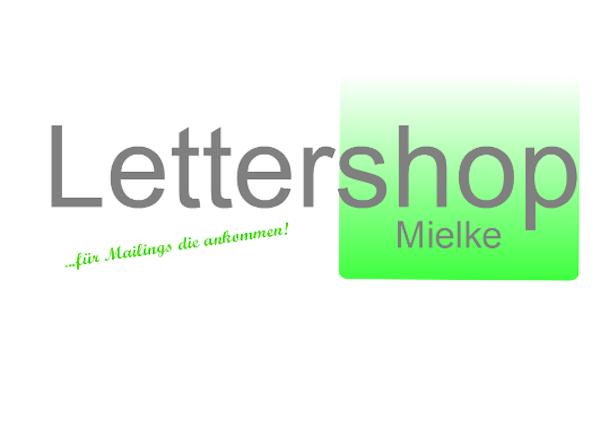 Logo von Lettershop Mielke