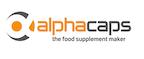 Logo von alphacaps GmbH
