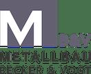 Logo von Metallbau Becker & Vogt GmbH & CoKG