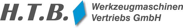 Logo von H.T.B. Werkzeugmaschinen Vertriebs GmbH