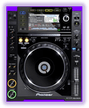 CDJ-2000 DJ-Player