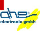 Logo von ahe electronic gmbh