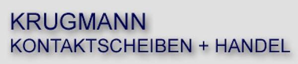 Logo von Krugman - Kontaktscheiben + Handel