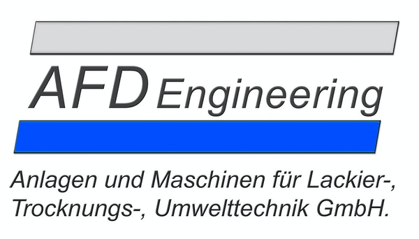 Logo von AFD Engineering Anlagen und Maschinen für Lackier-, Trocknungs-, Umwelttechnik GmbH